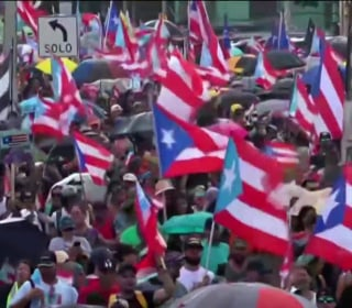 Puerto Rico governor resigns after days of protests over leaked messages