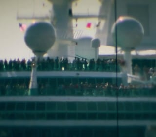 Child dies after fall from Royal Caribbean cruise ship docked in Puerto Rico