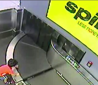 2-year-old boy injured after wild ride on Atlanta airport baggage conveyor belt