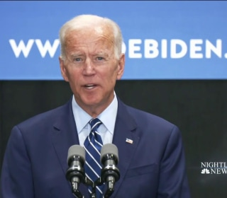 Joe Biden apologizes for comments about working with Senate segregationists