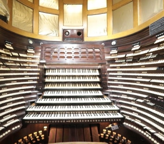 The world's largest pipe organ comes back to life (Part 1)