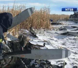 Nine dead in South Dakota plane crash