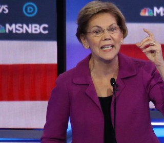 Warren: We can't pass climate legislation because of 'corruption' and 'the filibuster'