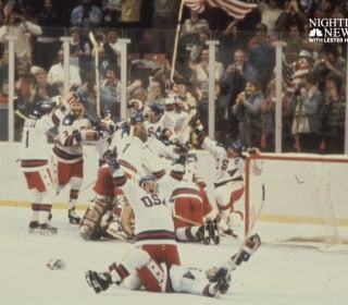 'Miracle on Ice' hockey team reflects on their big win 40 years later (Part 1)