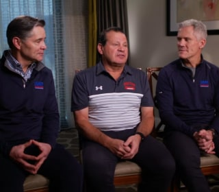'Miracle on Ice' hockey team reflects on their big win 40 years later (Part 2)