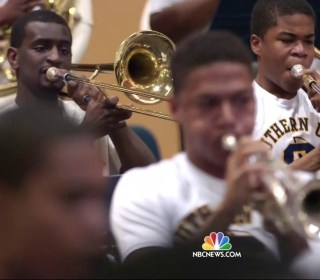 Autistic Brothers Find Their Musical Voices in the Marching Band