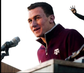 Manziel's Dad Says Son Needs Help, Ex-Girlfriend Files Restraining Order