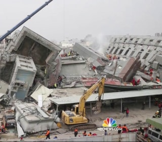 Massive Rescue Effort Underway in Aftermath of Deadly Taiwan Earthquake