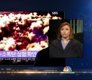 North Korea Moves Up Rocket Launch Time Frame
