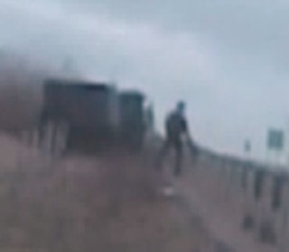 Dashcam Captures Terrifying Crash
