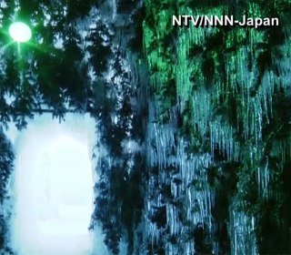 Japan's Amazing Ice Sculptures