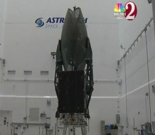 Get Sneak Peek of NASA's New Satellite