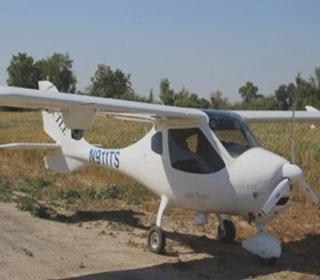 Two Dead In Police Plane Crash