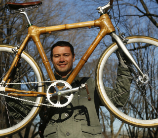 Bambike Creates Jobs by Building Premium Bamboo Bicycles