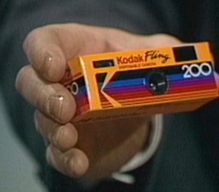 1980s Flashback: The Debut of the Disposable Camera