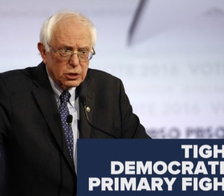 Trump, Sanders Look Ahead After Big Victories
