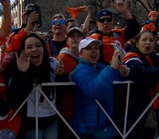 City Celebrates Super Bowl Champion Denver Broncos