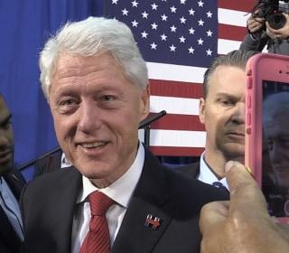 Bill Clinton Remembers Scalia: I Kind of Always Liked Him