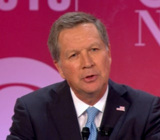 Kasich Scolds GOP Candidates Over Insults During Debate