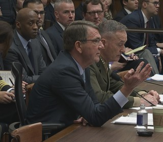 Lawmakers, U.S. Officials Squabble Over Definition of 'War' on ISIS