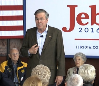 Jeb Bush to Iowans: You're Looking at the 2016 GOP Nominee