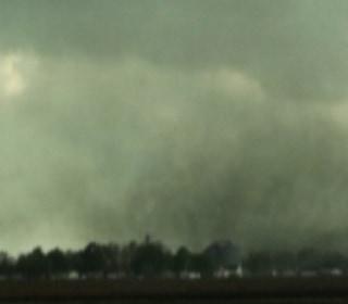 Twister Tears Through Missouri