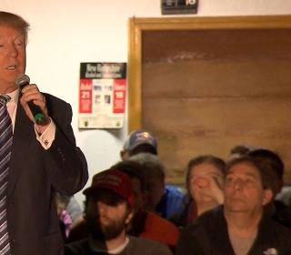 Trump Calls Bush a 'Total Stiff' in New Hampshire