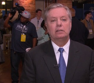 Sen. Graham Reacts to Justice Scalia's Death