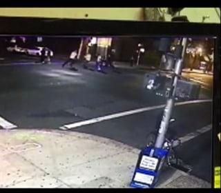 French Train Hero Stabbed in Fight in Sacramento