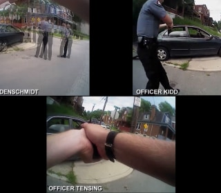 3 Body Cams Capture Aftermath of Samuel DuBose Shooting