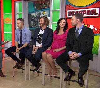 T.J. Miller 'Self-Bleeps' Talking 'Deadpool' With Ryan Reynolds, Cast