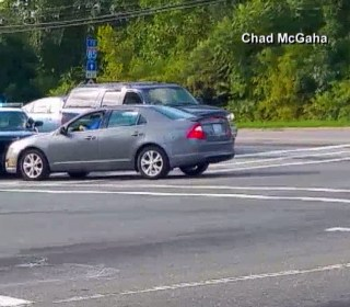 Out of Control Driver Causes Big Scare in North Carolina