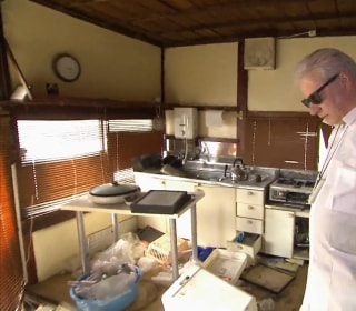 Inside the Fukushima Exclusion Zone: Teachers Visit Their Futaba Homes