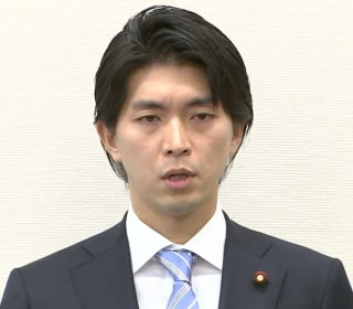 Japanese Politician 'Deeply Sorry' Over Affair Scandal