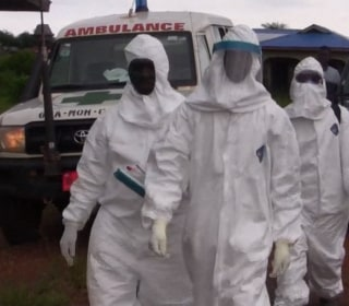 Liberia Fears Another Ebola Outbreak