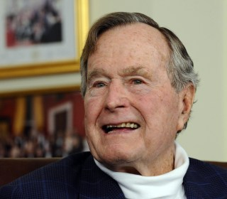 First Read's Morning Clips: Bush 41 to Vote for Clinton (per a Kennedy)