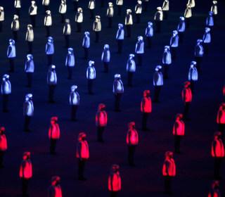 Sochi Opening Ceremony Dazzles