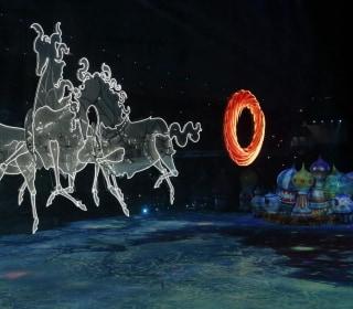 Sochi Horses March Through Russia's History