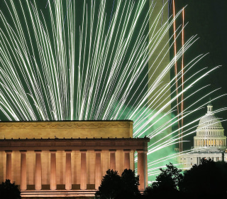 Flashback: The Lincoln Memorial Turns 100