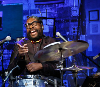 Here's Questlove! The Evolution of the 'Tonight Show' Band