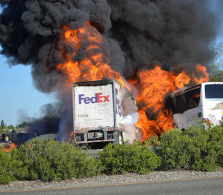 911 Tapes of Fatal California Bus Crash to Be Released
