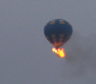 Hot Air Balloon Struck Power Line While Landing: NTSB