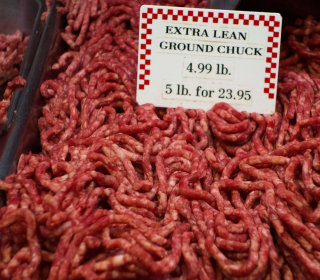 Burger Risk: Bacterial Contamination Rampant in Test of Ground Beef