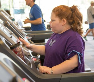 'Happy Dance': Texas Girl on Track After Obesity Surgery, Doc Says