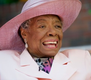 Maya Angelou's Guide to Life in 12 Moving Tweets