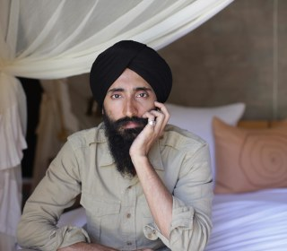Sikh Designer, Actor Says He Wasn't Allowed to Board Flight Because of His Turban