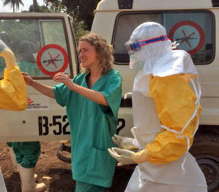 U.S. Sends Team to Fight African Ebola Outbreak