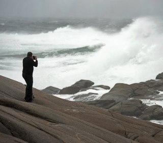 Post-Tropical Cyclone Arthur Lashes Maine as North Carolina Mops Up