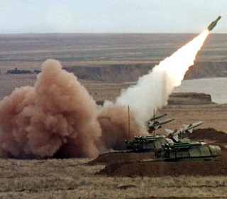 What's a Buk? What to Know About the Cold War Missile That Downed MH17