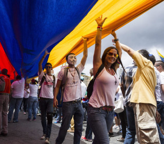 Critics of Venezuela Govt. Say They Are Targets Of Conspiracies